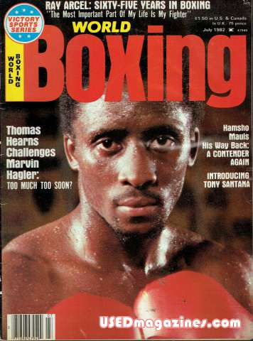 World Boxing July 1982