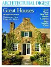 Architectural Digest October 2010
