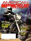 American Motorcyclist April 2004