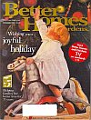 Better Homes and Gardens December 1997