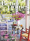 Better Homes and Gardens August 1998