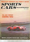 Sports Car Illustrated (Car and Driver) April 1958