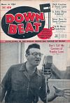 Down Beat March 10, 1954