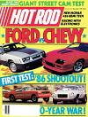 Hot Rod September 1985