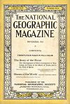 National Geographic November 1923