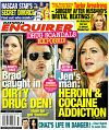 National Enquirer August 15, 2011