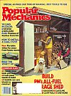 Popular Mechanics October 1981