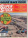 Super Stock & Dragster Illustrated May 1976