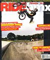 Transworld Ride BMX November/December 2009