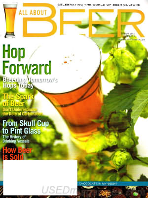 All About Beer November 2011