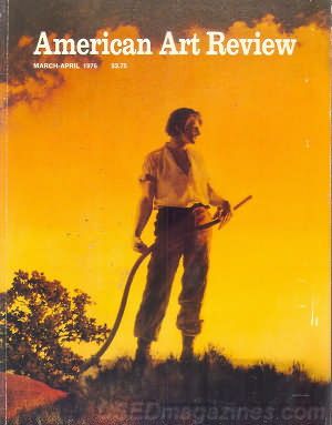 American Art Review March/April 1976