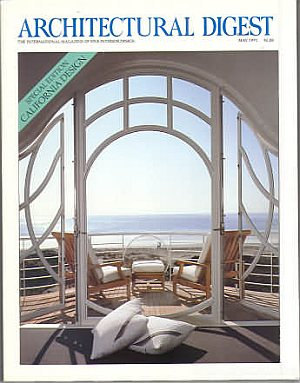 Architectural Digest May 1991