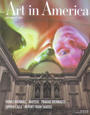 Art in America September 2005
