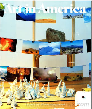 Art in America June 2013