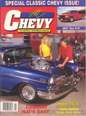 All Chevy January 1988