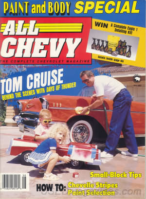 All Chevy August 1990