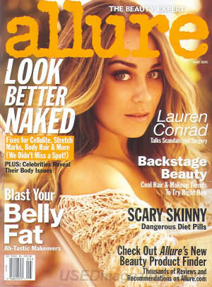 Allure May 2011