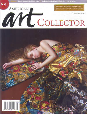 American Art Collector August 2010
