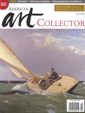 American Art Collector June 2012