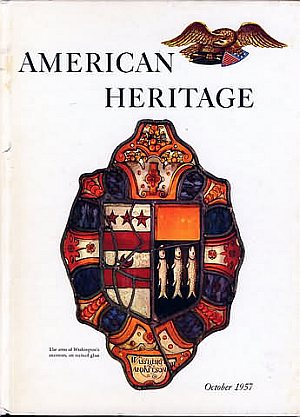 American Heritage October 1957
