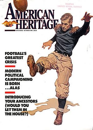 American Heritage September and October 1988