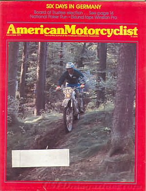 American Motorcyclist December 1979