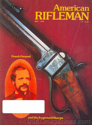 American Rifleman May 1978