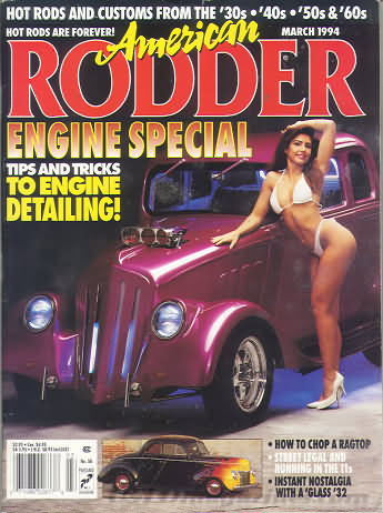 American Rodder March 1994