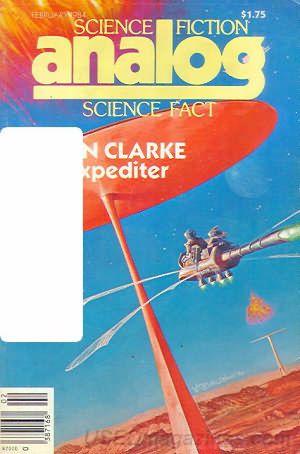 Analog Science Fact & Fiction February 1984