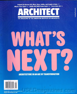 Architect January 2011