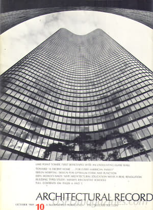 Architectural Record October 1969