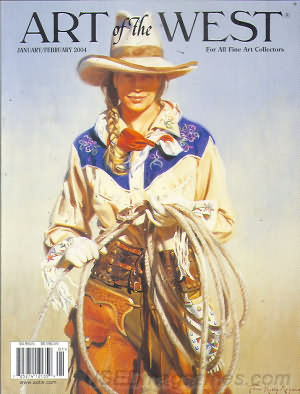 Art of the West January/February 2004