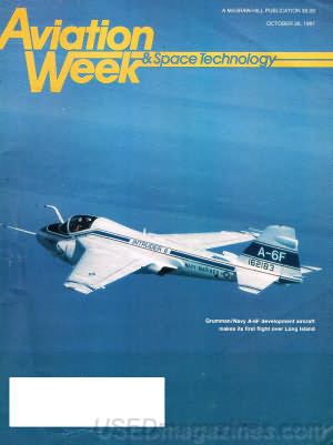 Aviation Week & Space Technology October 26, 1987
