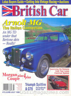 British Car June/July 1998