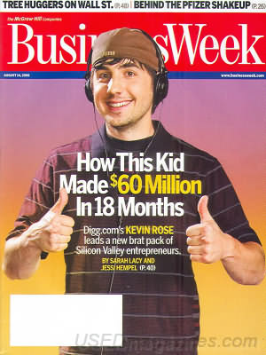 Business Week August 14, 2006