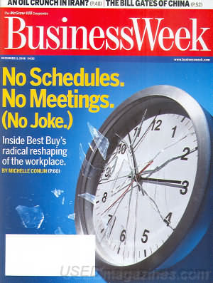 Business Week December 11, 2006