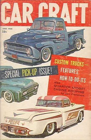 Car Craft June 1958