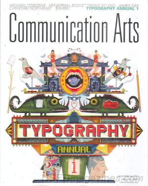 Communication Arts January 2011/February 2011
