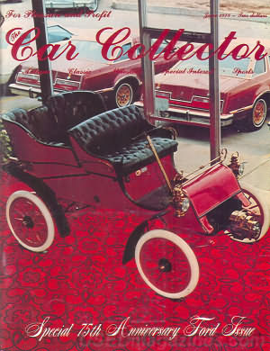 Car Collector and Car Classics June 1978