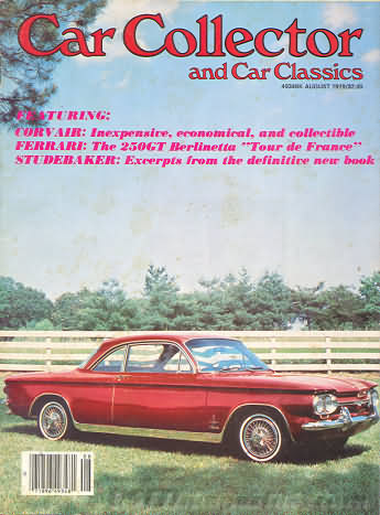 Car Collector and Car Classics August 1979