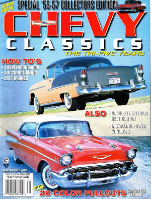 Chevy Classics Annual 1997