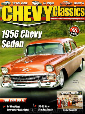 Chevy Classics February 2009