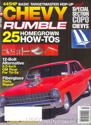 Chevy Rumble July 2004
