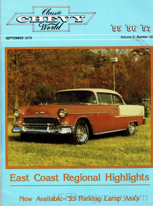 Classic Chevy World September 1979