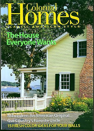 Colonial Homes June 1999