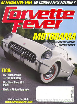 Corvette Fever January 2003