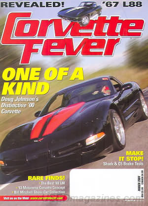 Corvette Fever March 2004