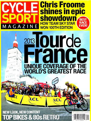 Cycle Sport America September 2013