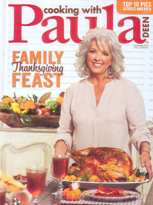 Cooking with Paula Deen November 2013