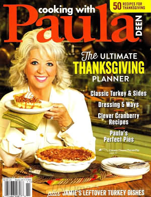 Cooking with Paula Deen November 2014